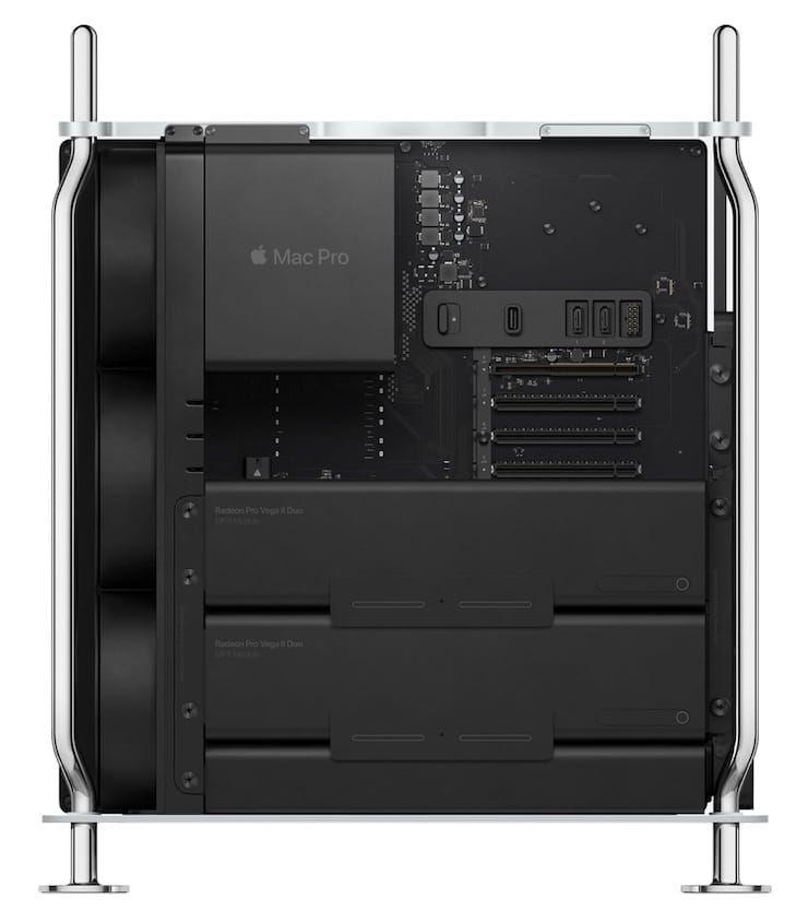 Железо Mac Pro 2019