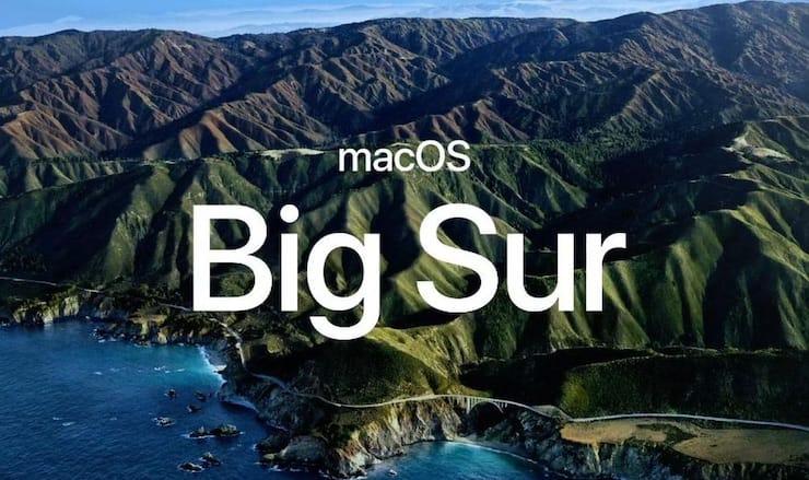 Как установить macOS 10.16 Big Sur