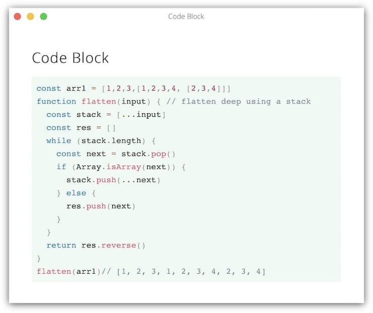 MarkText – кроссплатформенное приложение для форматирование текста