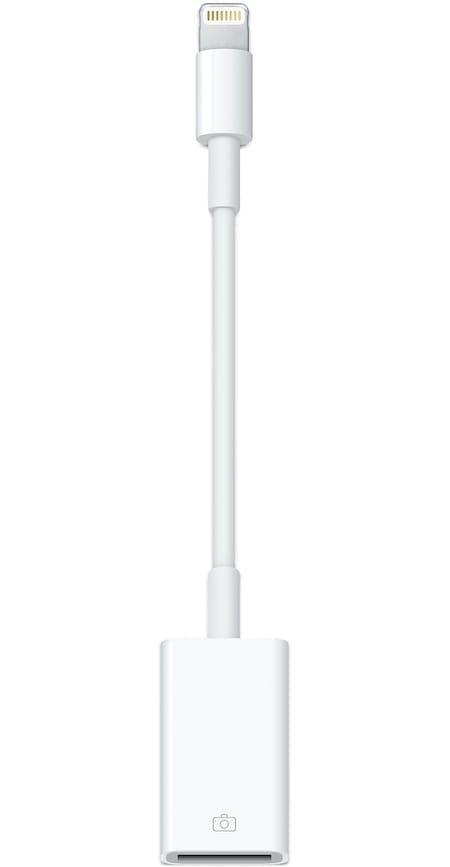 Lightning/USB для подключения камеры