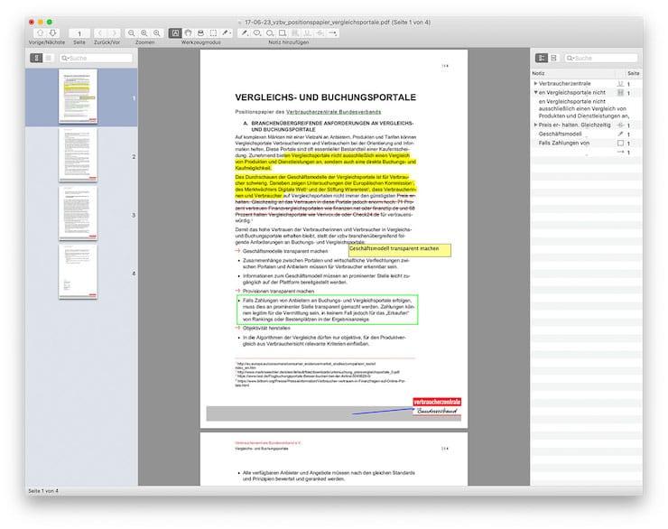Skim PDF Reader – продвинутый просмотрщик PDF для Mac