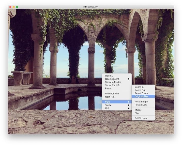 qview - просмотрщик для Mac