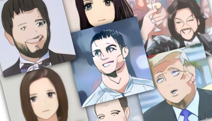 Selfie2anime, или как сделать из селфи портрет в стиле аниме