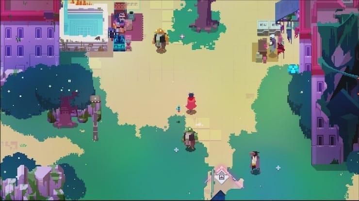 Обзор игры Hyper Light Drifter для iPhone и iPad