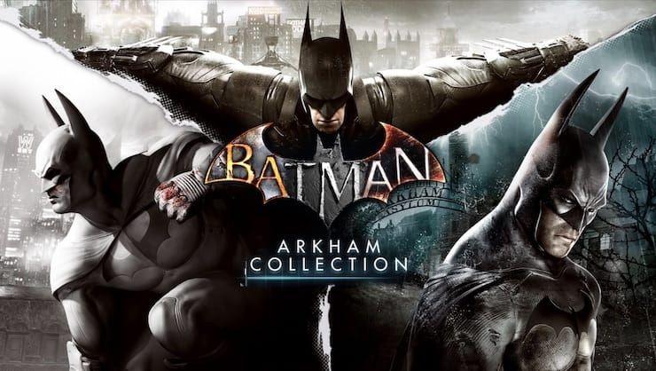 Скачать Batman Arkham Collection