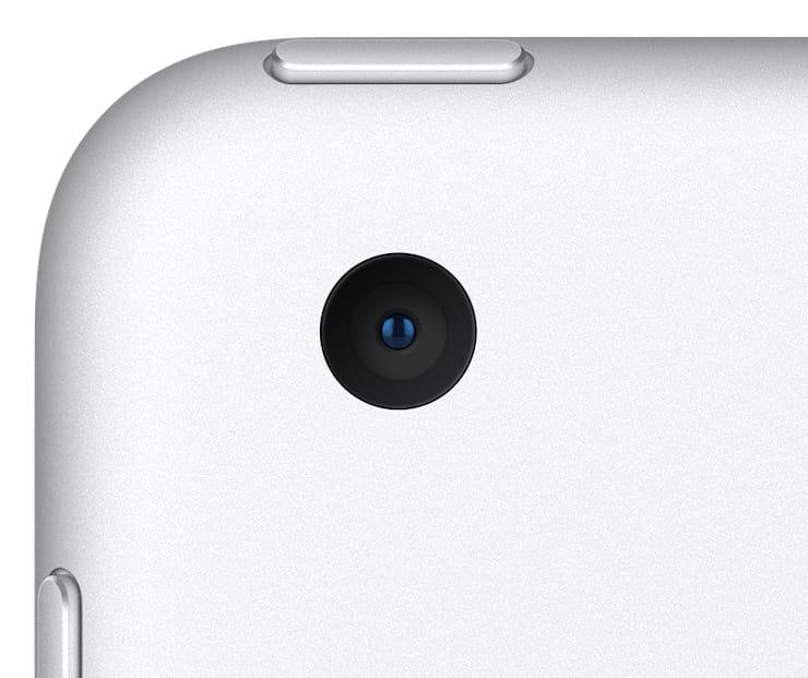 Камеры iPad 7 2019 года