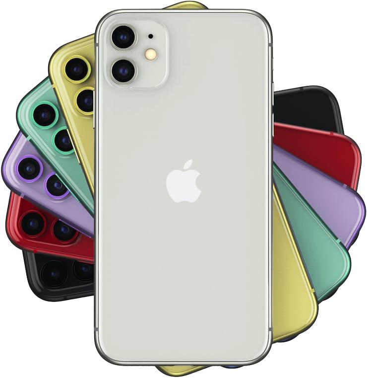 Дизайн iPhone 11