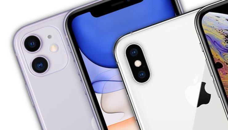 Сравнение iPhone 11 и iPhone XS / XS Max