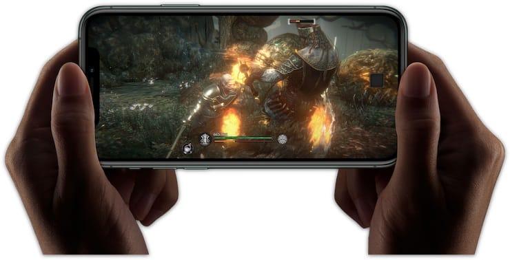 Процессор iPhone 11 Pro и iPhone 11 Pro Max