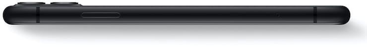 Толщина iPhone 11