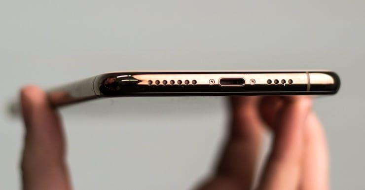 lightning порт в iPhone