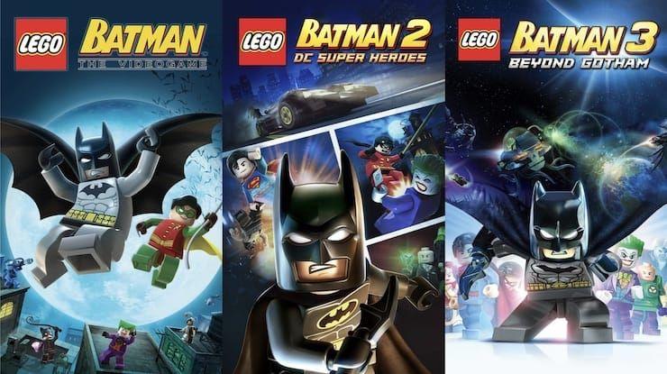 LEGO Batman™ Trilogy