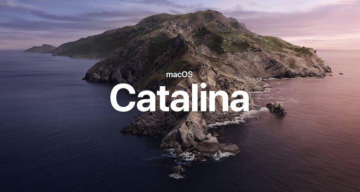 Обзор macOS Catalina