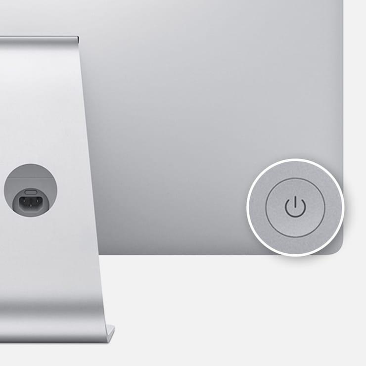 Как принудительно перезапустить iMac
