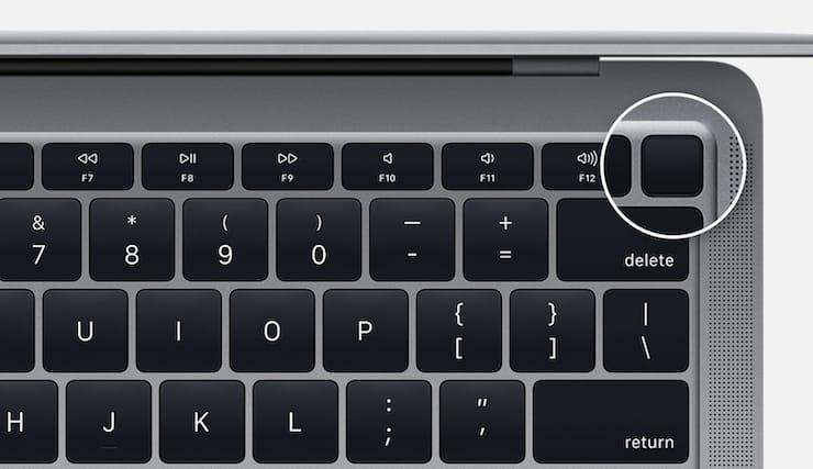 MacBook Pro (2018 года и позже)