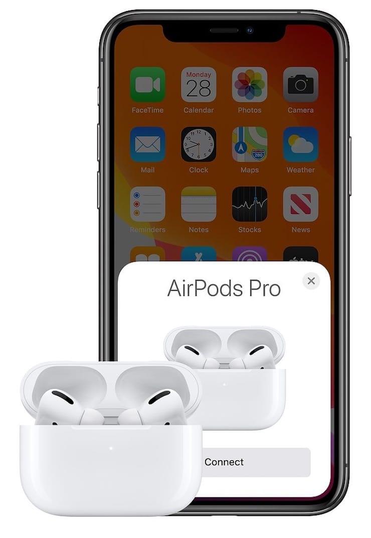 Совместимость AirPods Pro