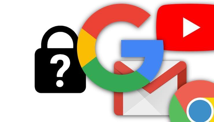 Забыл пароль Гугл (YouTube, Gmail, Chrome): как восстановить или сменить на новый