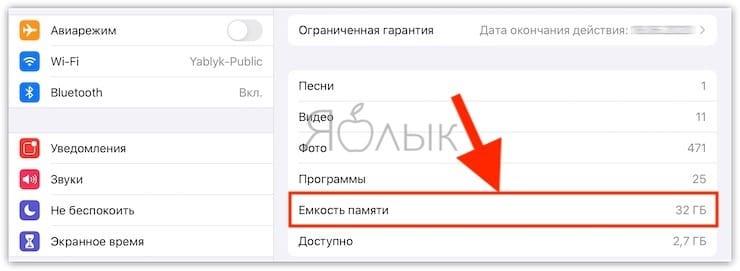 Проверьте соответствие версии (объем накопителя, наличие слота для SIM-карты)