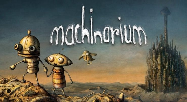 Обзор игры Machinarium для iPhone, iPad и Mac