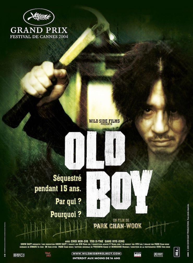 Олдбой (Oldeuboi), 2003 год
