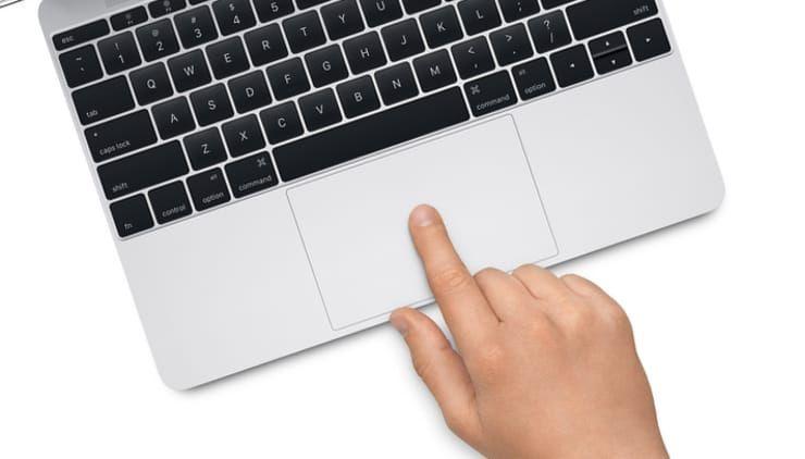 Все жесты трекпада в MacBook и внешнем Magic Trackpad
