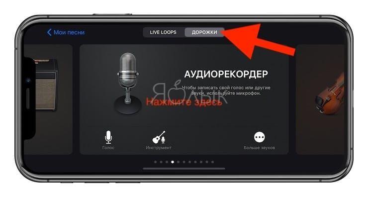 Как установить рингтон на iPhone с iOS 13 (и новее) без компьютера