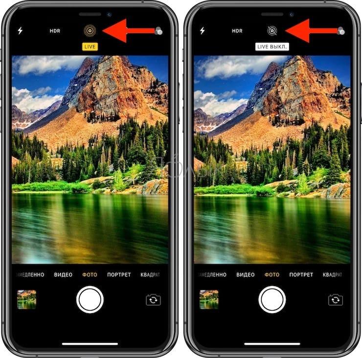 Звук камеры в Айфоне: как включить или отключить при съемке фото