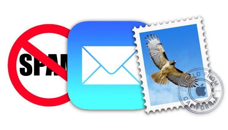 Как отписываться от почтовых рассылок (спама) в Почте на iPhone, iPad и Mac