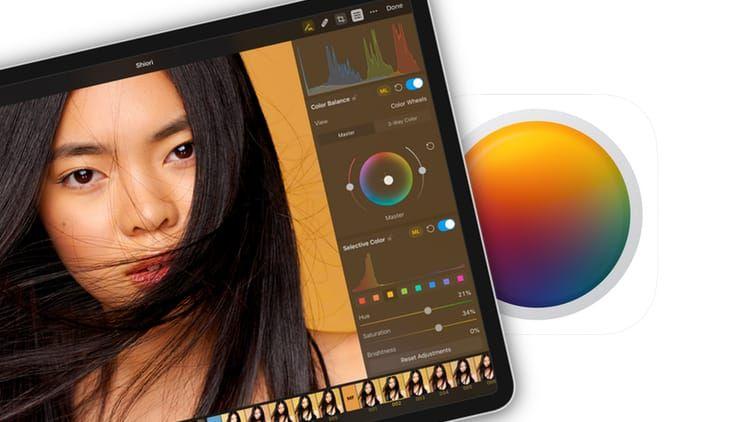 Обзор Pixelmator Photo для iPad – профессиональный редактор фото для планшетов Apple