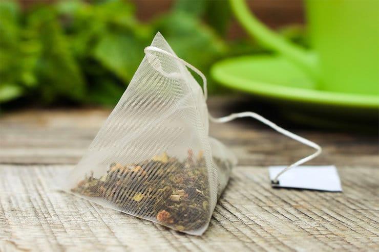Пластиковые чайные пакетики могут быть опасны
