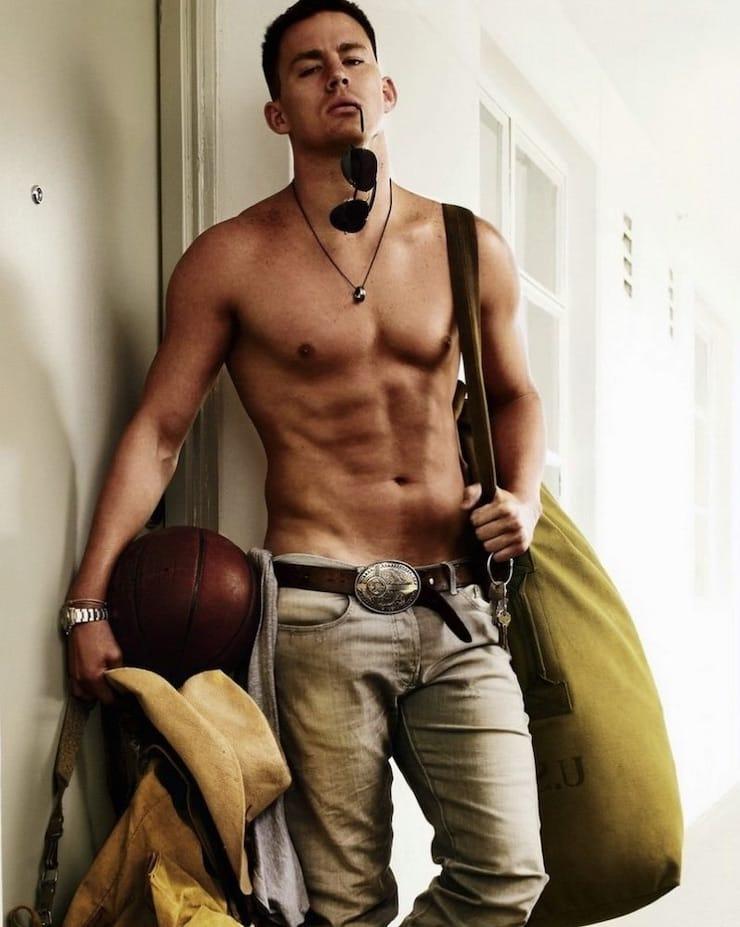 Красиво мужское тело, фото