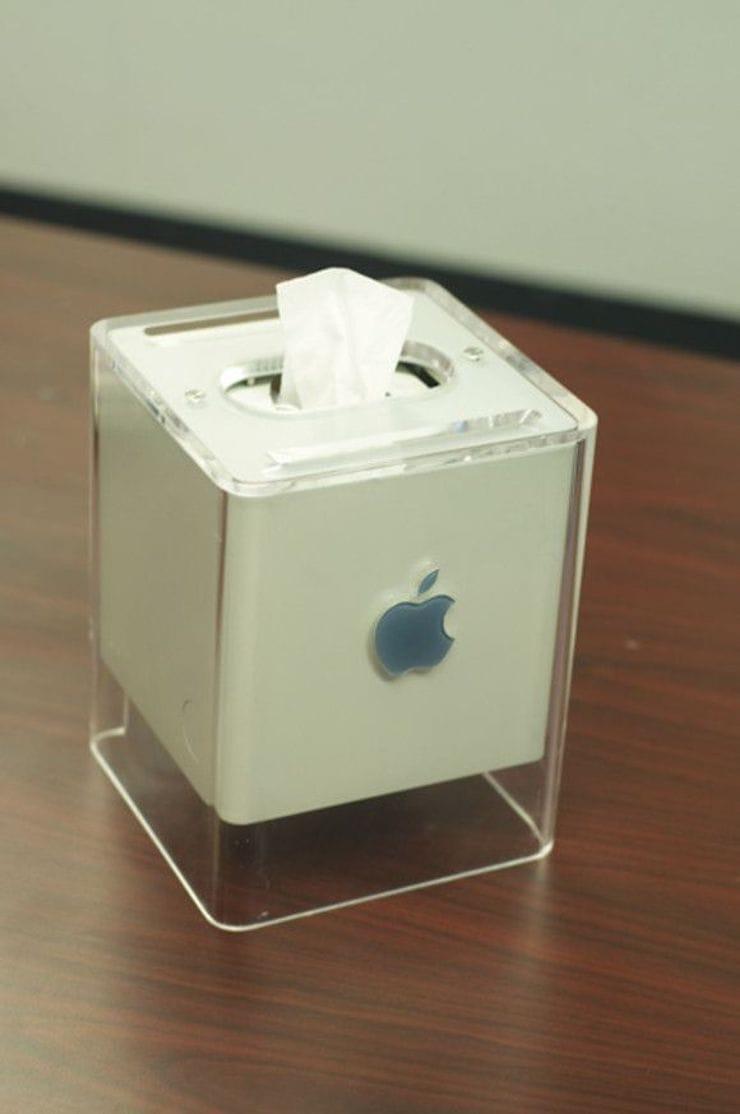 Салфетница из Mac