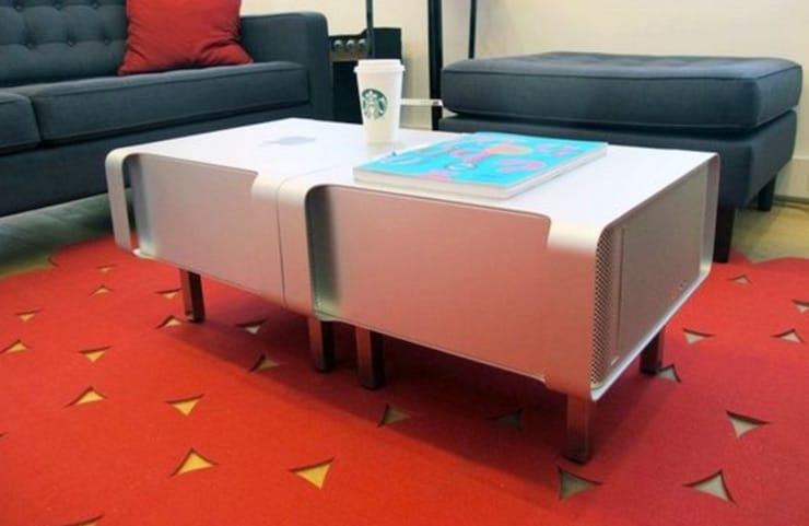 столик из старого Mac Pro
