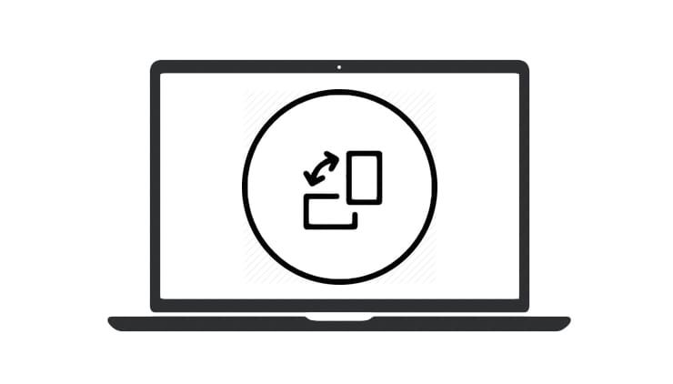Как повернуть экран на 90 или 180 градусов на компьютере Windows или Mac