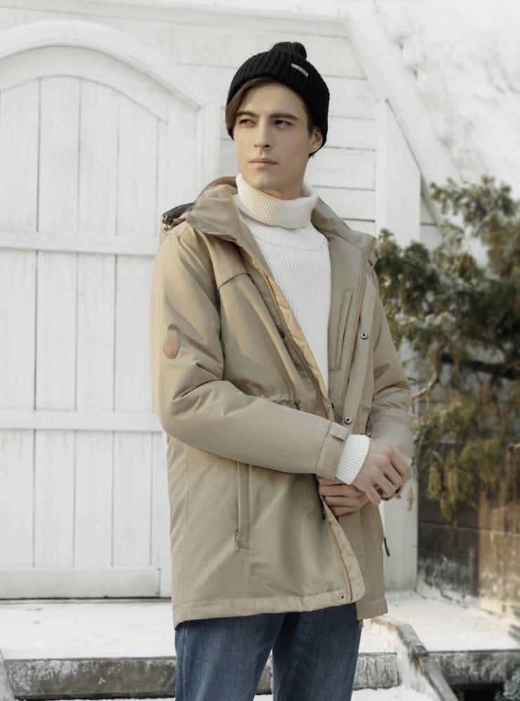 Куртка Xiaomi DMN Extreme Cold Jacket