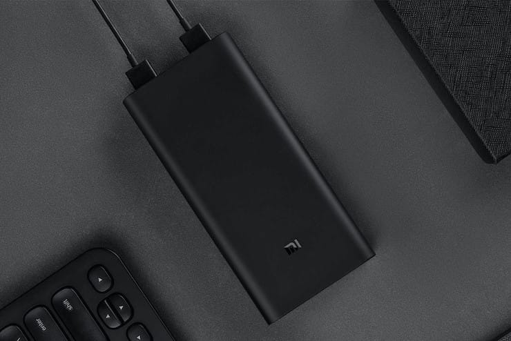 Повербанк Xiaomi Mi Power Bank 3