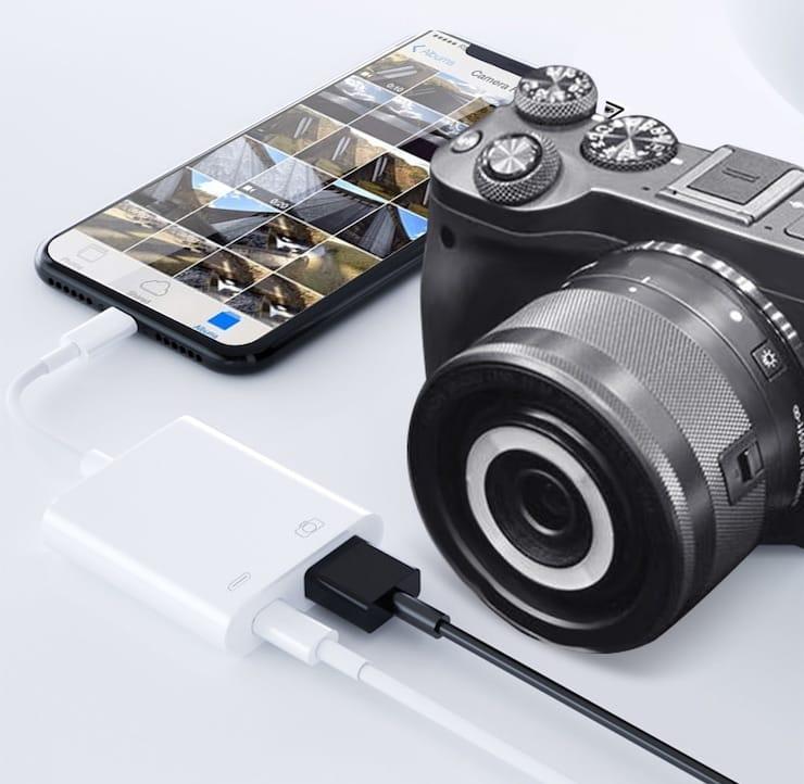 Подключение флешки к iPhone или iPad – недорогой способ расширить память