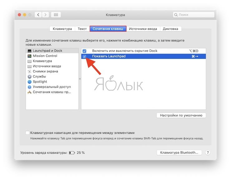 Как сделать функциональные F-клавиши на Mac действительно функциональными