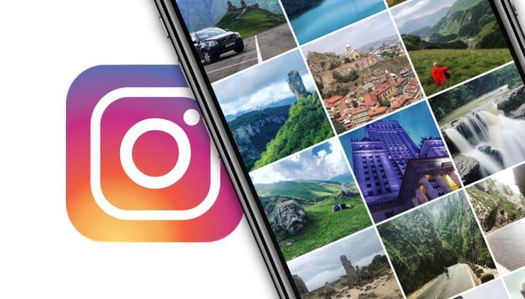 Как постить фото или видео в Instagram на iPhone прямо из приложения Фото