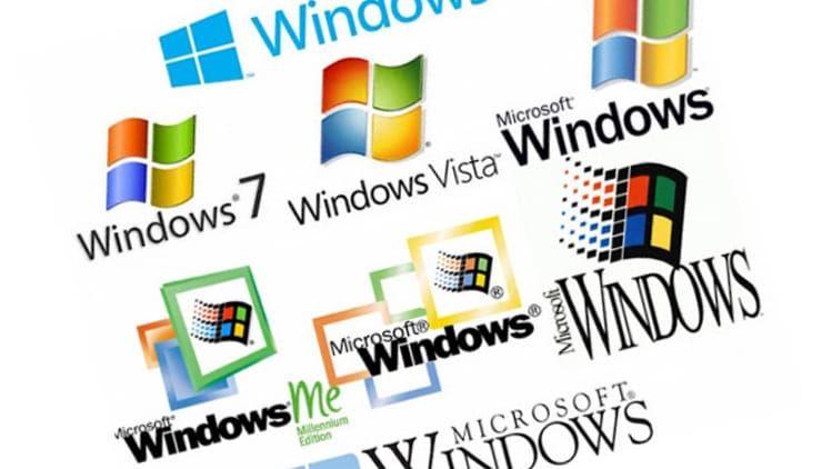 На какой версии Windows работал ваш первый компьютер?
