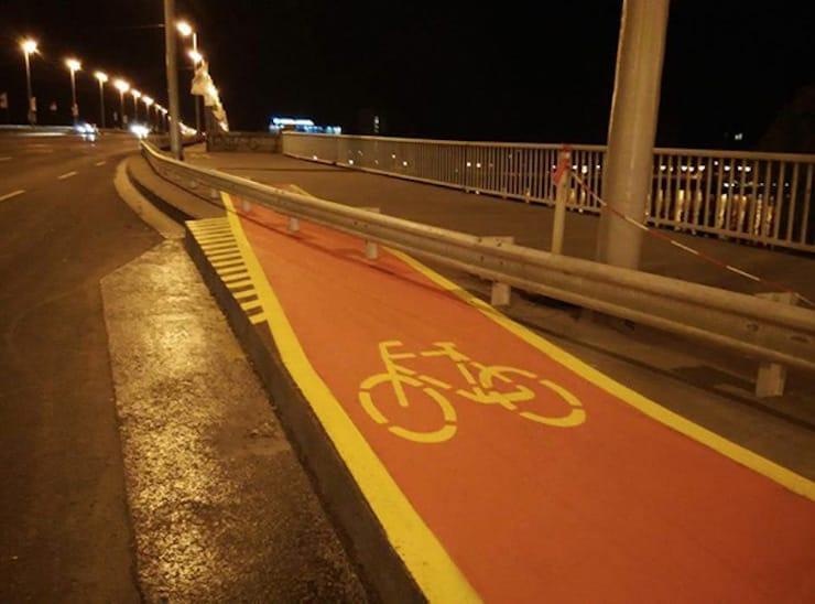 Не все любят велосипедистов