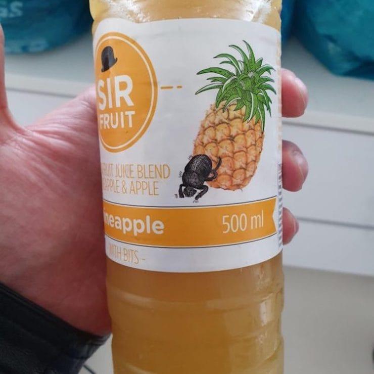 Натуральный сок?