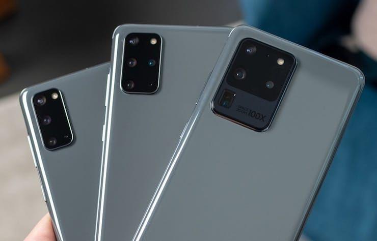 Камеры Samsung Galaxy S20, S20+ и S20 Ultra: сравнение, обзор, тесты, видео