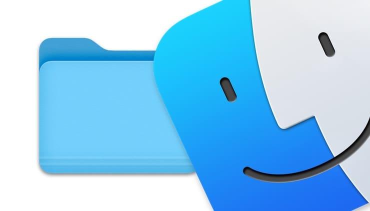 Как быстро создать папку на основе выбранных файлов в Mac (macOS)