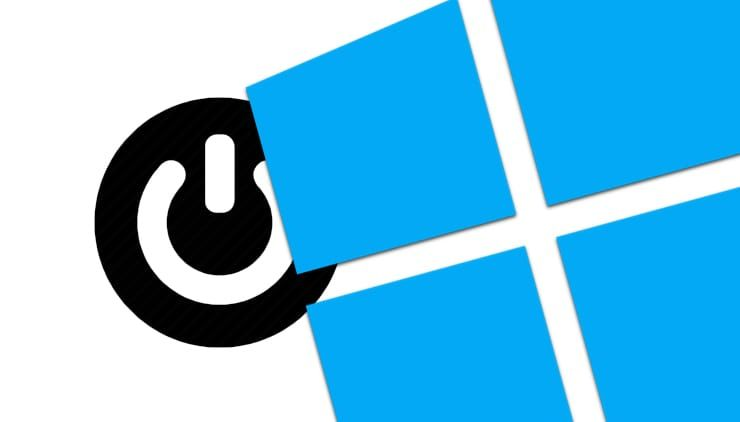 Как в Windows создать иконку для выключения / перезагрузки компьютера