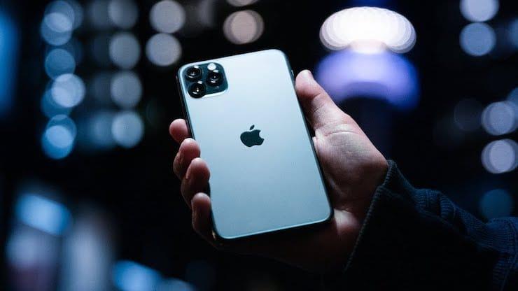 Возможности iPhone при использовании ночью или в темноте