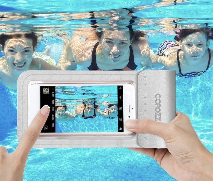 водонепроницаемый чехол Copozz для iPhone