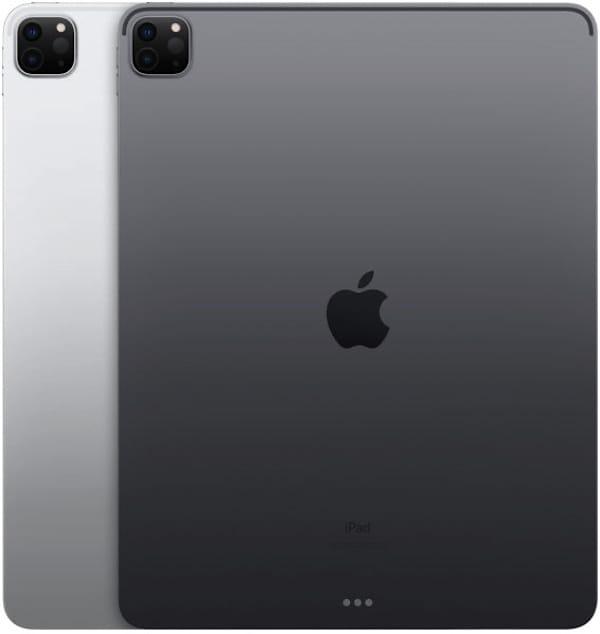 Цвета iPad Pro 2020