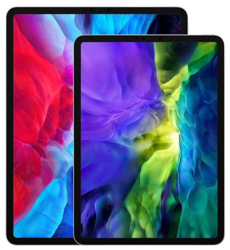 Экран iPad Pro 2020