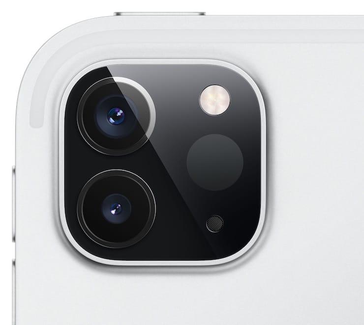 Сенсор LIDAR в iPad Pro